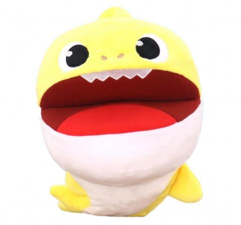 Baby Shark Baby Shark Puppet 27 Cm, 0M+ (Yellow)