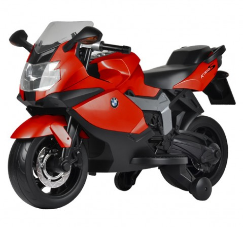 Chilokbo BMW K1300S Battery Operated Ride-On Bike, Unisex, 3Y+ (Multicolor)