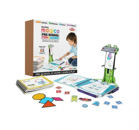Smartivity Magico 2.0 Fun & Learn Kit Augmented Reality for Kids age  3Y+