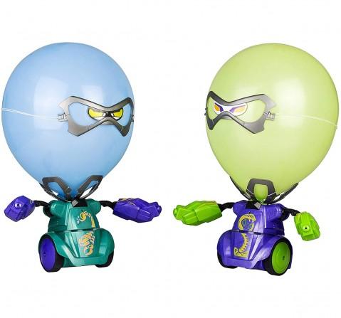 SLIVERLIT ROBO KOMBAT BALLOON PUNCHER Robotics for Kids age 5Y+
