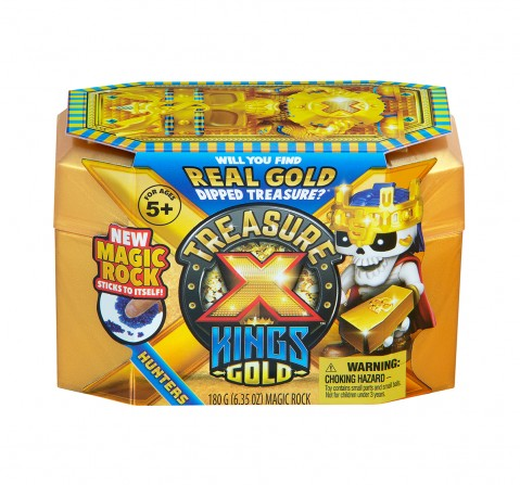 Treasure X King's Gold Hunter Pack Action Figure Play Sets for Boys age 5Y+