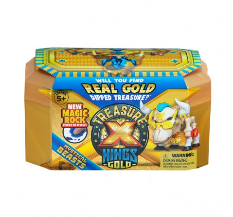 Treasure X King's GoldMystical Beast Pack Action Figure Play Sets for Boys age 5Y+