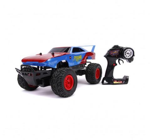 Jada Marvel Spider-Man RC Daytona 1:12 Remote Control Toys for Kids age 8Y+