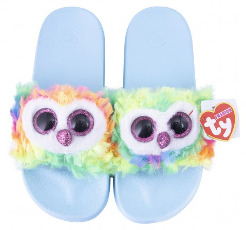 Ty Fashion Pool Slides  Owen Pool Slides Med Quirky Soft Toys for Kids age 3Y+ - 22 Cm