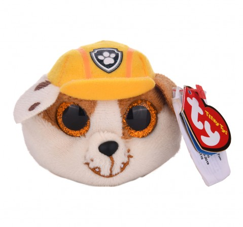 Ty Teeny Tys Paw Petrol Rubble Quirky Soft Toys for Kids age 3Y+ - 10 Cm