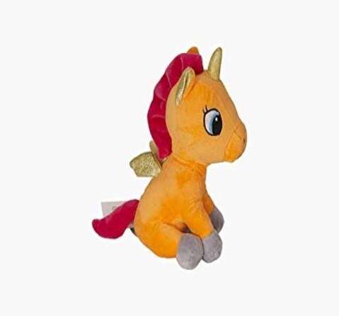 Lash Z Pink Plush Unicorn Soft Toy Assorted-32 Cms
