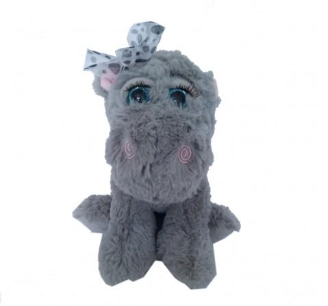 "Lash Z Hippo Soft Toy 12""28Cm"
