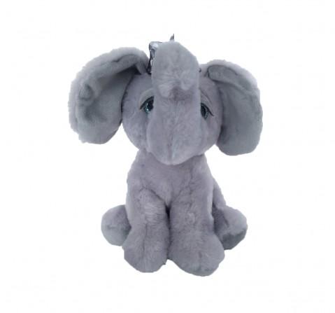 "Lash Z Elephant Soft Toy 12"" 26 Cm"