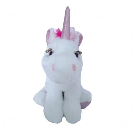 "Lash Z Unicorn Soft Toy 10"" 25Cm"