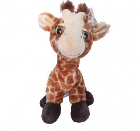 "Lash Z Giraffe Soft Toy 12"" 30Cm"