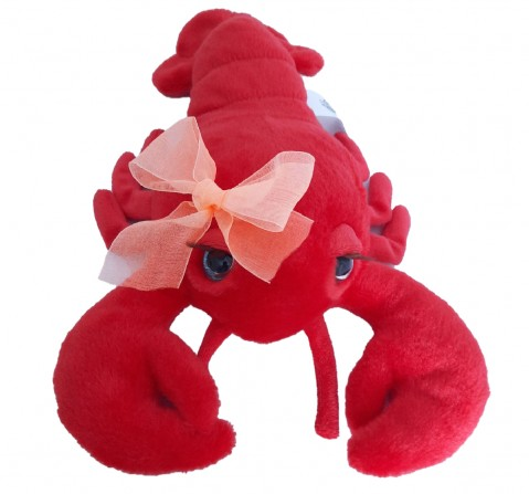 "Lash Z Lobster Soft Toy 12"" 30Cm"