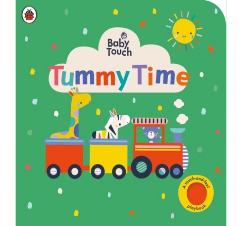 Baby Touch: Tummy Time, 432 Pages Book by Ladybird, Board Book