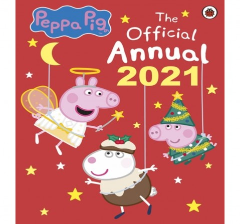 Peppa Pig: The Official Annual 2021, 64 Pages Book by Ladybird, Hardback