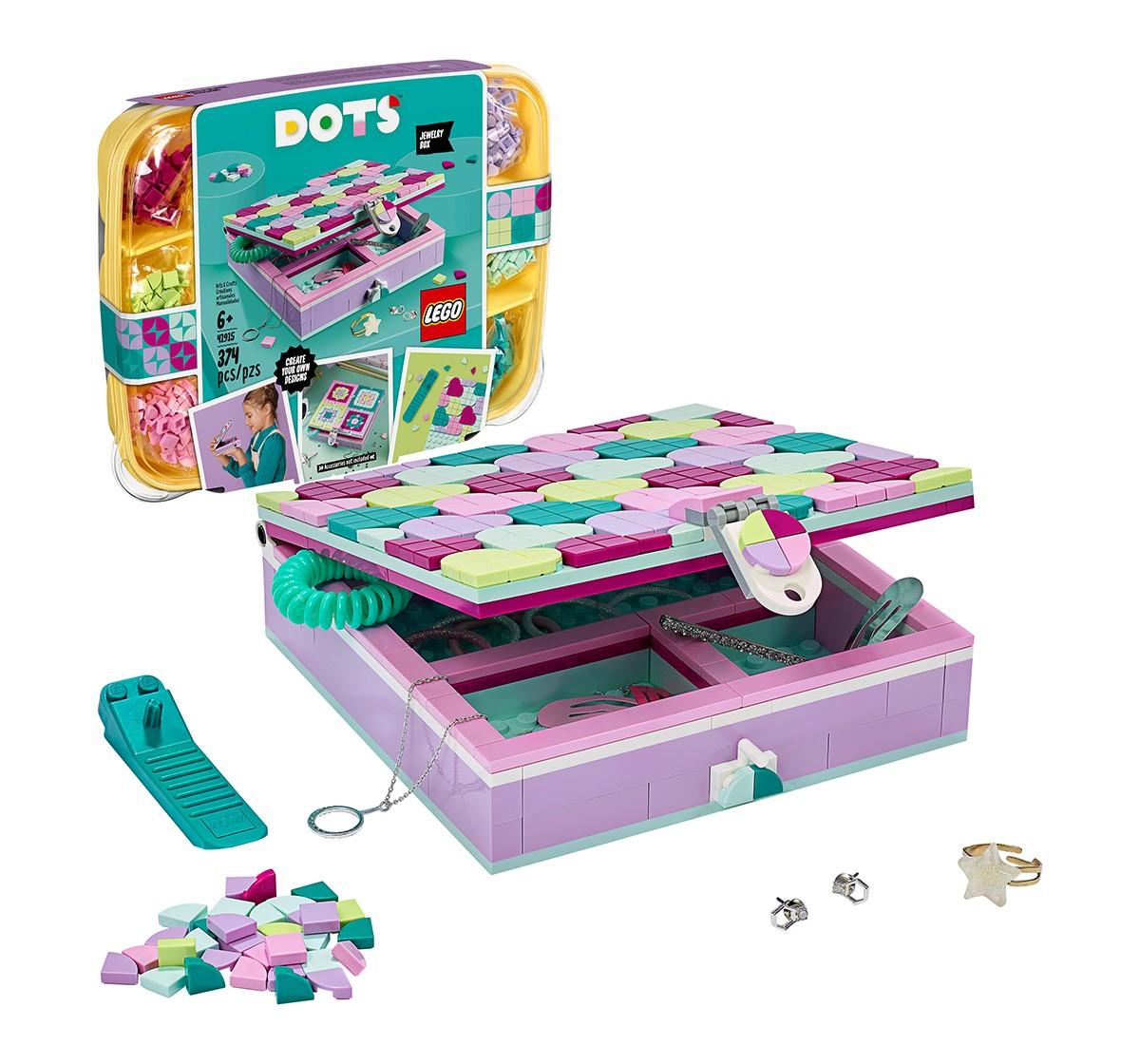 LEGO DOTS Jewelry Box 41915 Lego Blocks for Girls age 6Y+