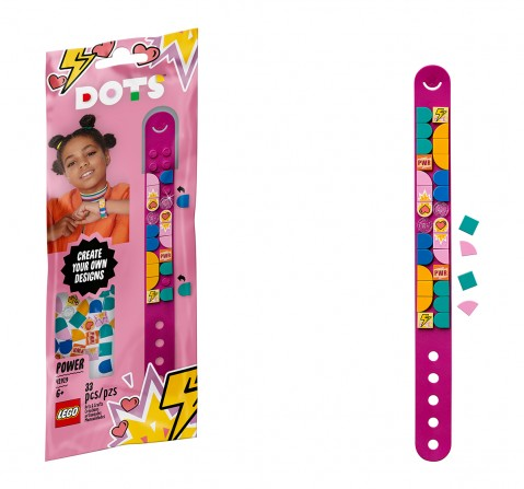 LEGO 41919 Power Bracelet Lego Blocks for Girls age 6Y+