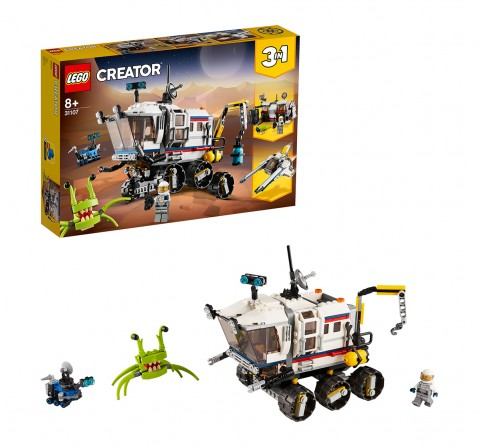 LEGO Space Rover Explorer Lego Blocks for Kids age 8Y+