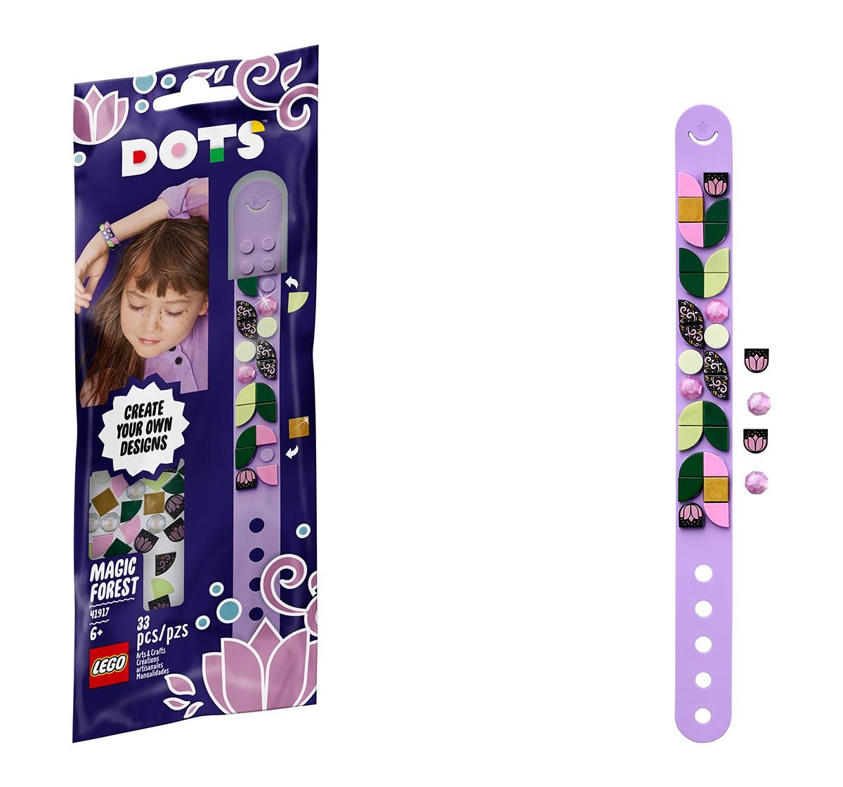 LEGO 41917 Magic Forest Bracelet Lego Blocks for Girls age 6Y+