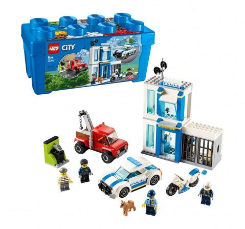 LEGO 60270 Police Brick Box V29 Lego Blocks for Kids age 5Y+