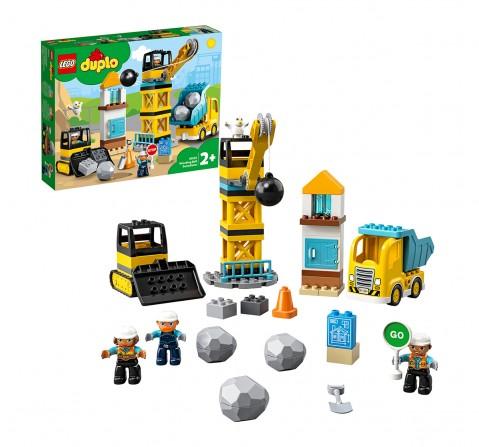 LEGO 10932 Wrecking Ball Demolition Lego Blocks for Kids age 2Y+