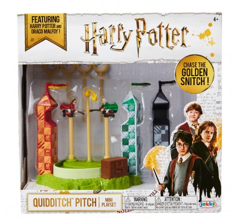Harry Potter Quidditch Pitch Mini Playsets, Unisex, 4Y+ (Multicolor)