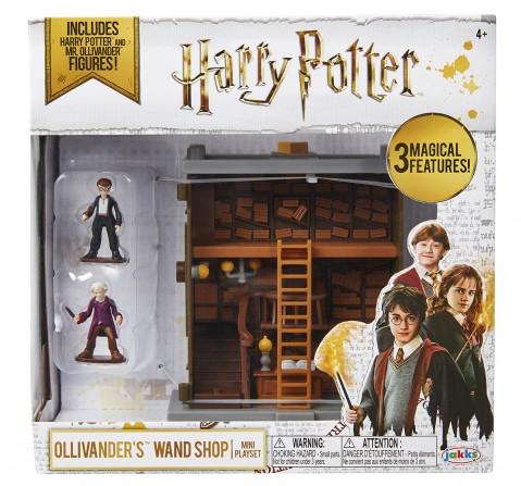 Harry Potter Ollivander'S Wand Shop Mini Playsets, Unisex, 4Y+ (Multicolor)