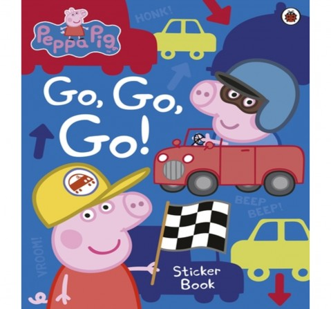 Peppa Pig : Go, Go, Go!, 24 Pages Book by Ladybird, Paperback