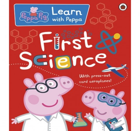 Peppa : First Science, 24 Pages Book by Ladybird, Paperback