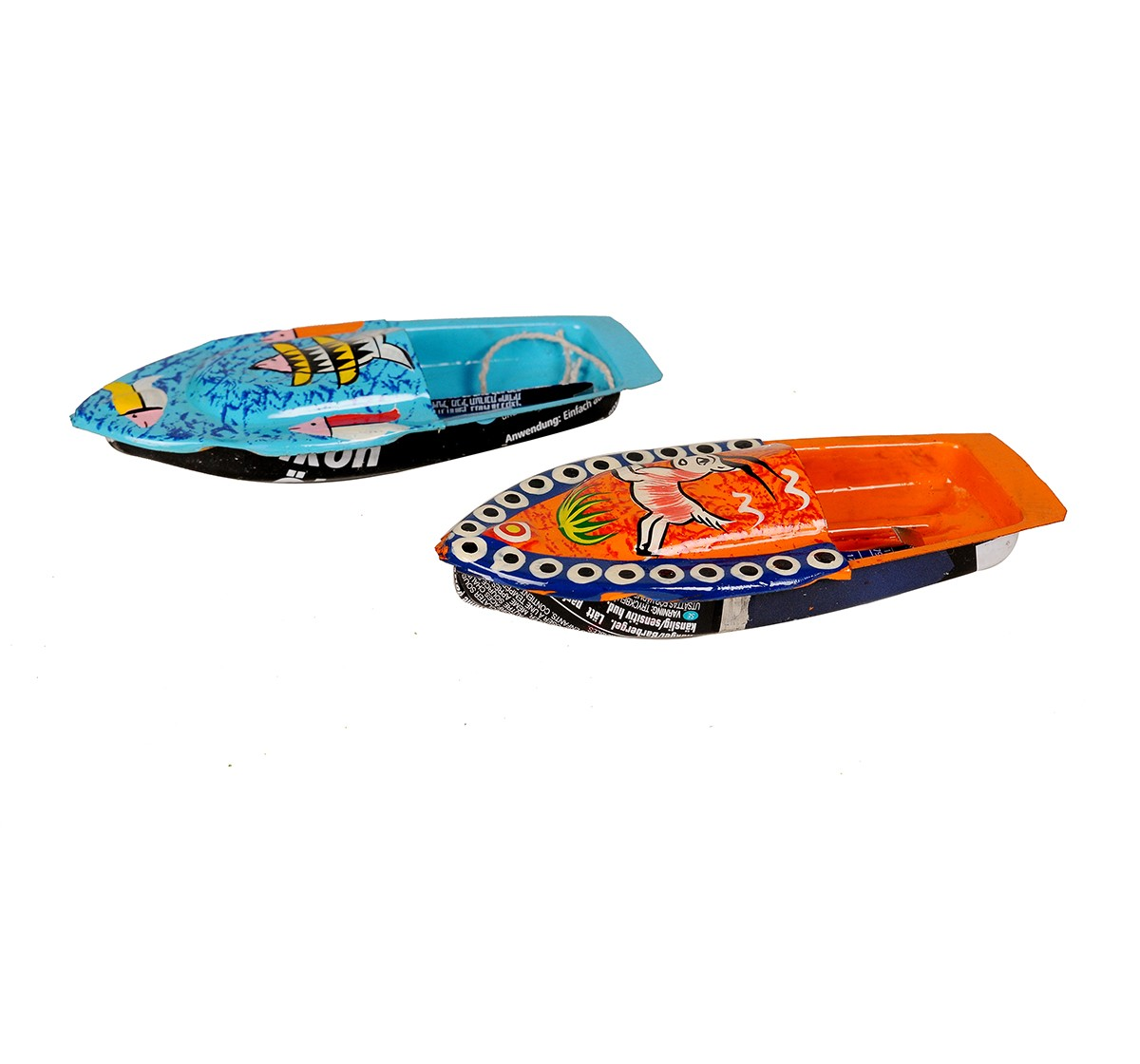 Craft & Culture Steam Boat Assorted Toy for Kids age 6Y+ - 3 Cm