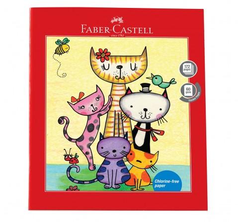 Faber-Castell  172 pg singel line, 6Y+