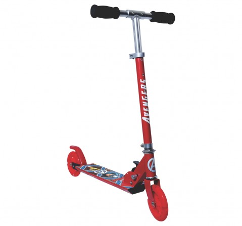 Rowan Avengers 2 Wheel Scooter Red, Unisex, 4Y+ (Red)