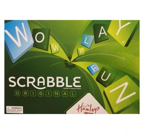 Mattel Games Hamleys Scrabble, Unisex, 10Y+ (Multicolor)