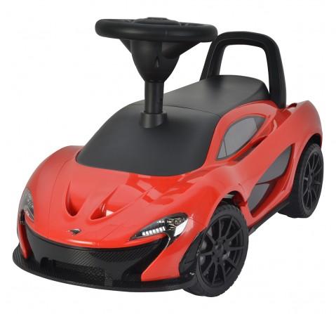 Mclaren Push Ride On Car Red, Unisex, 3Y+ (Red )
