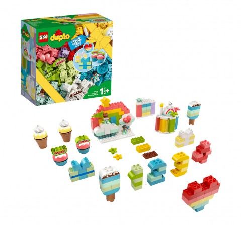 LEGO Creative Birthday Party Lego Blocks for Kids age 18M +