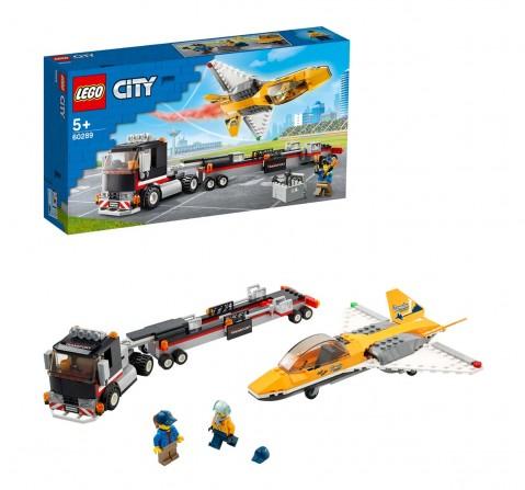 Lego Airshow Jet Transporter Lego Blocks for Kids Age 5Y+