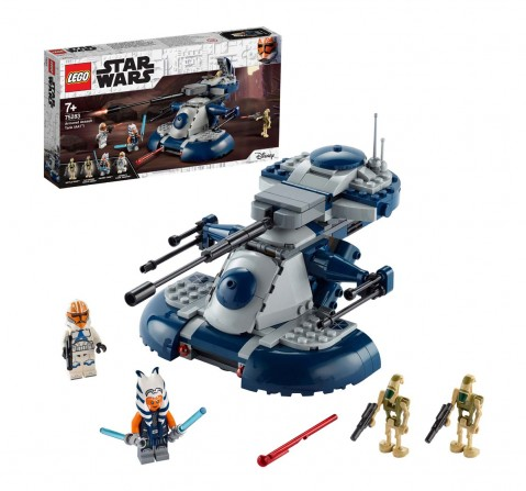 Lego Armored Assault Tank (Aat™) Lego Blocks for Kids Age 7Y+