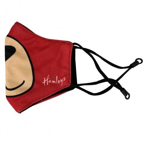 Hamleys Bear Snout Masks, Red