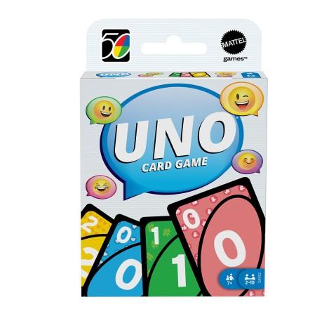 Mattel Games UNO Iconic 2010S, Unisex, 7Y+ (Multicolor)