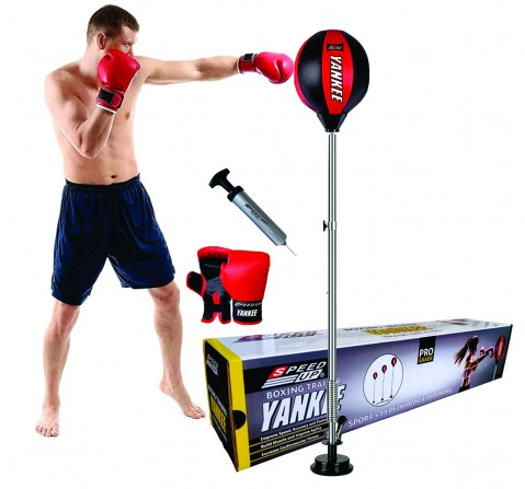 Speed UpBoxing Trainer Yankee for Kids age 10Y+