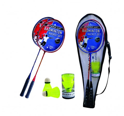 Speed Up Badminton Racket Set for Kids age 10Y+