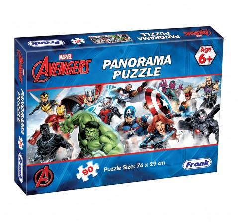 Frank Marvel Avengers Panorama Jigsaw Puzzle (90 Pcs), 6Y+