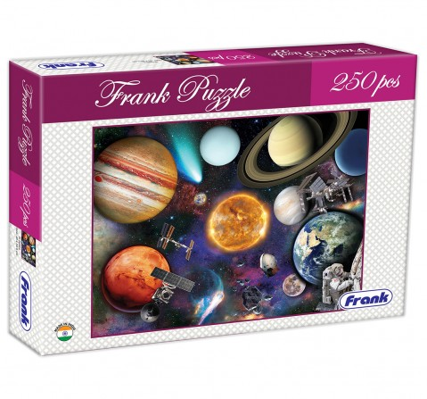 Frank In Space Puzzle 250 Pcs, 9Y+