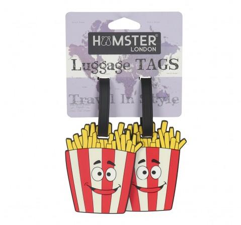 Hamster London Luggage Fries, 6Y+