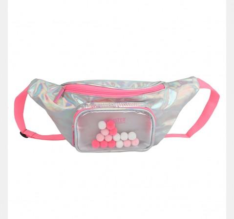 Hamster London Waist Bag Pink, 6Y+