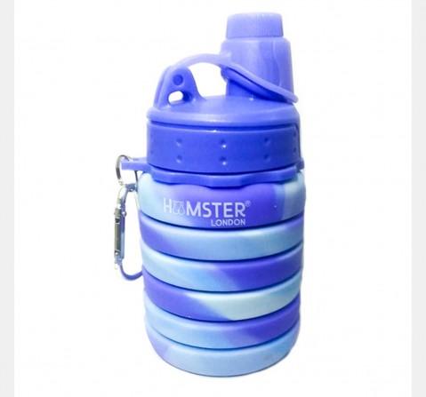 Hamster London Bendable Bottle Blue Purple, 4Y+