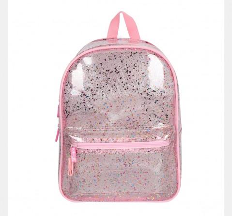 Hamster London Glitter Pink Backpack, 6Y+