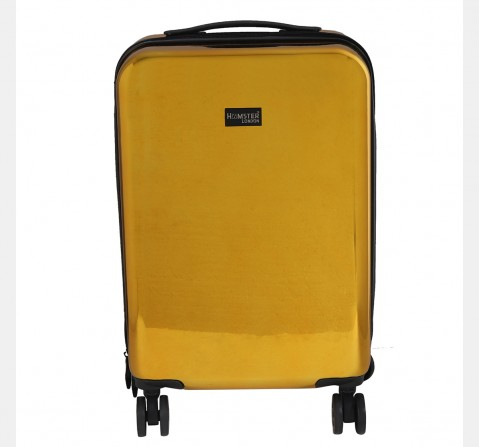 Hamster London Suitcase Gold, 12Y+