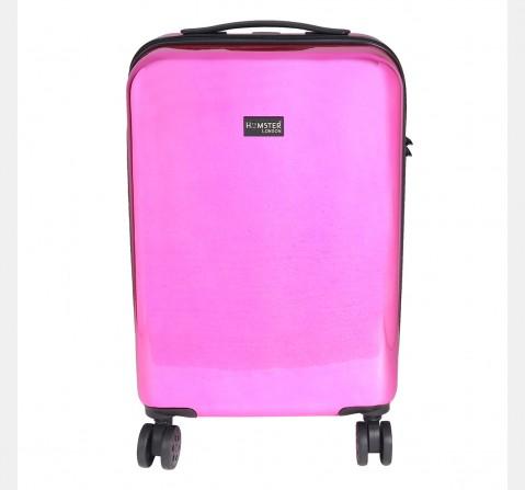 Hamster London Suitcase Pink, 12Y+