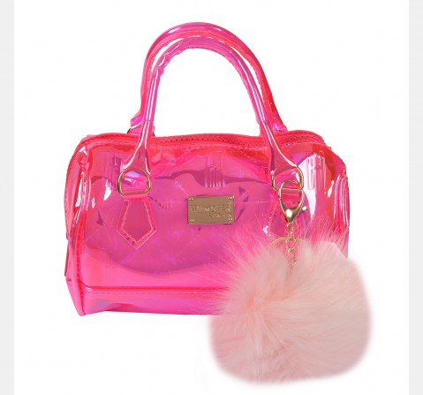 Hamster London Raver Pink Small, 6Y+