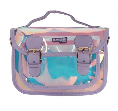 Hamster London Sling Bag Purple, 6Y+