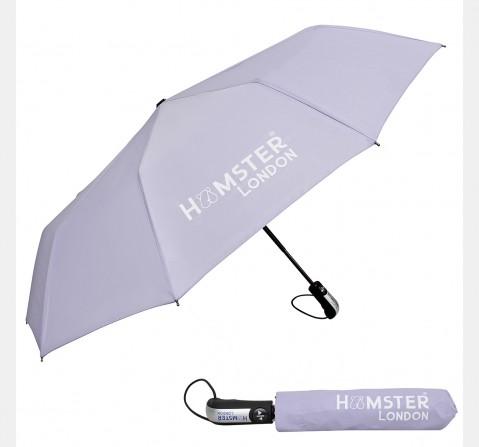 Hamster London Auto Open & Close Umbrella Light Purple, 8Y+